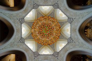 Abu dhabi, geometrie