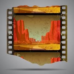 Western film piece