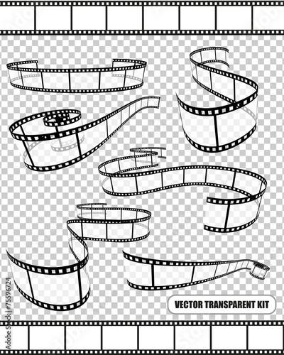 Vector film rolls kit