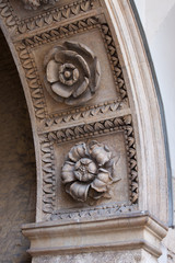 Flowers Carvings