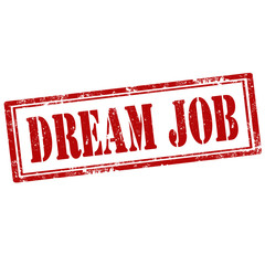 Dream Job-stamp