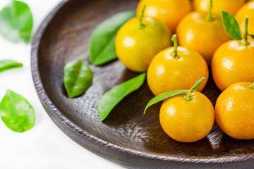 Orange (Citrus Japonica Thunb)