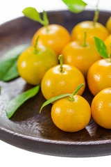 Orange (Citrus Japonica Thunb)