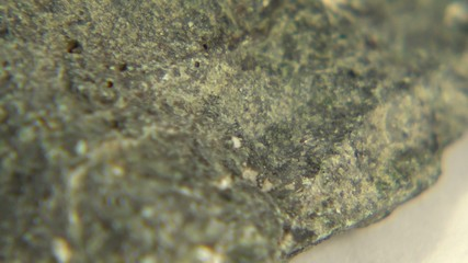 Augite Rock Formation