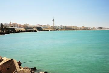 Fishing in Cadiz