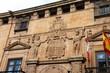 Condes de Gomara palace, Soria city Castile Spain