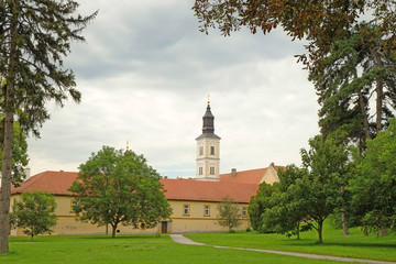 Krusedol Monastery Fruska Gora, Serbia