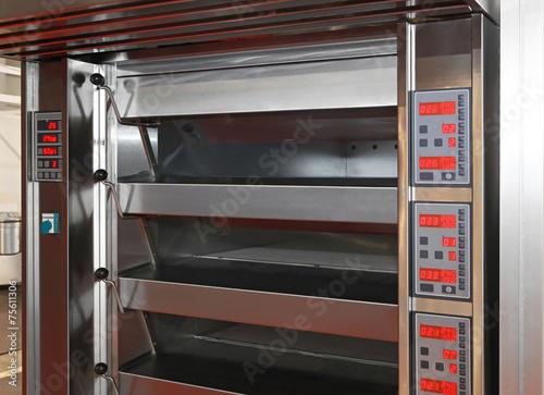 Bakery oven - 75611306