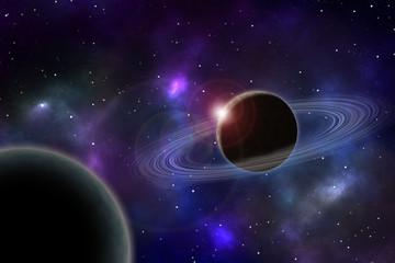 Deep space image.