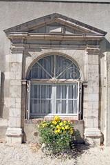 France, Seine et Marne, Provins, Victor Garnier gardens