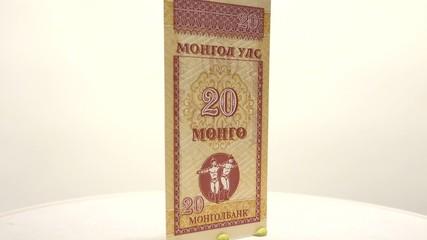 Real 20 Mongo