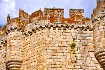 Coria, Cáceres, Extremadura, castillos de España