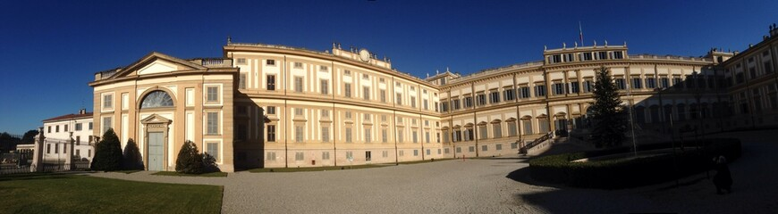 Royal Palace at Monza, Italy