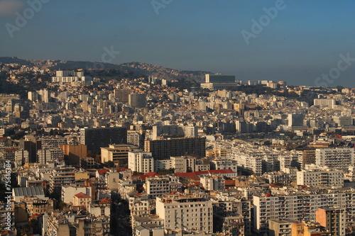Tuinposter Algerije Alger la blanche, Algérie