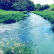 Leinwanddruck Bild - Spring water