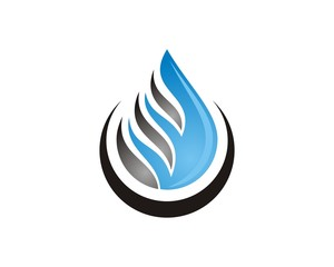 Flame Logo Template v.5