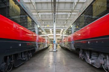 rail wagons