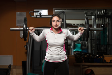 Barbell Squat Workout For Legs