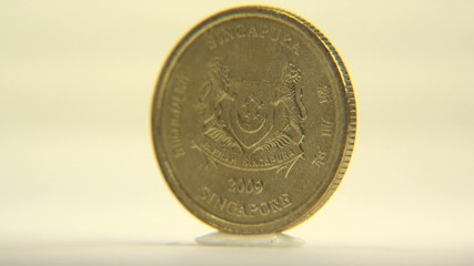 Presenting Singaporean Dollar