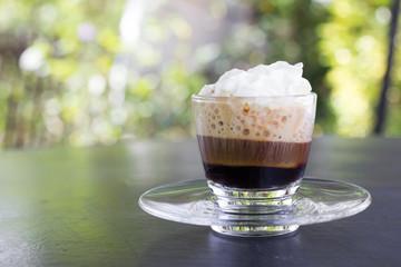 Espresso Macchiato.
