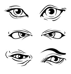Various Eyes 1