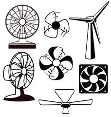 Fans ventilators