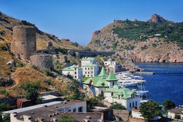 Port of Balaklava, Ukraine