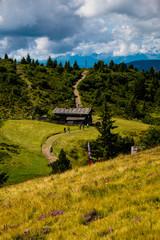 Escursioni in montagna sulle Dolomiti