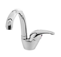 Elegant Chrome Water Faucet