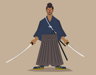Master fencer(Miyamoto,Musashi)