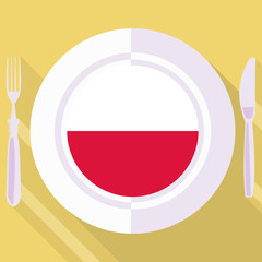 kitchen of Poland