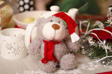 świąteczny miś