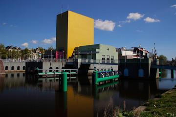 Museumsinsel in Groningen