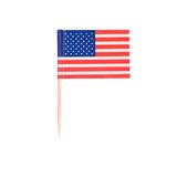 Toothpick Flag USA - 75627343