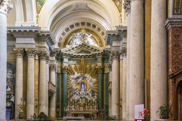 church San Salvatore in Lauro, Rome
