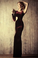 chic lady