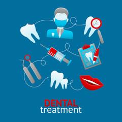 Dental Design Concept
