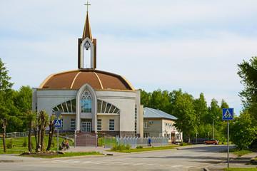 Kemerovo, Catholic Church