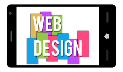 Responsive Web Design Colorful Stripes