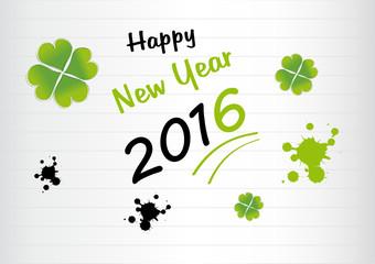 2016 - happy new year