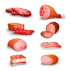 Fresh Meat Set