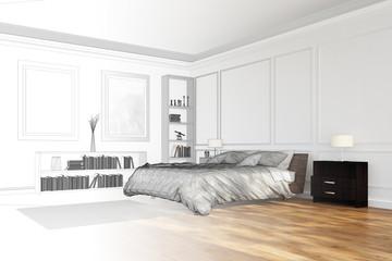 Raumplaner für Schlafzimmer
