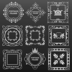 Design Elements and Frames