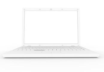 Laptop toon