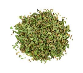 Tarragon herb isolated