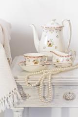 Bedside Table For Tea