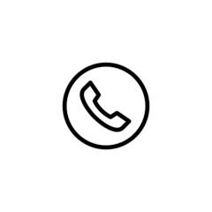 Trendy Thin Line Icon