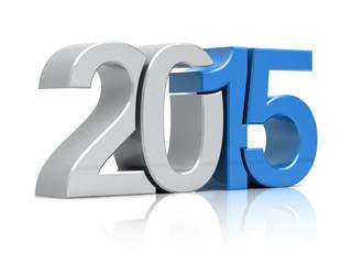 2015 3d blue