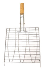 Steel grid for grill