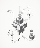 The machine house - 75650141